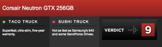 The Best SSD: Corsair Neutron GTX 256GB vs. Samsung 840 Pro 256GB