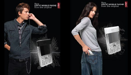 Levi's Cellphone Finally Revealed to Worldwide Mehs