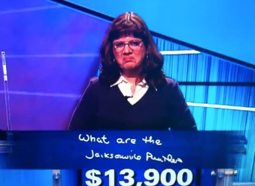Final Jeopardy Exposes One Poor Woman Who Knows Nothing About Sports