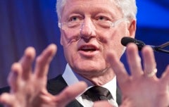 Win a Date With Bill Clinton