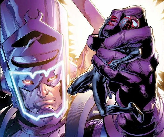 Marvel could kill everybody in the Ultimate universe except Spider-Man