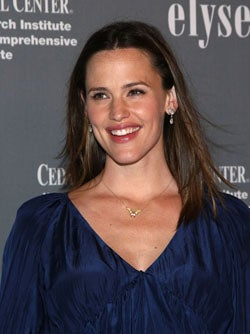 Baby New Year For Jennifer Garner?