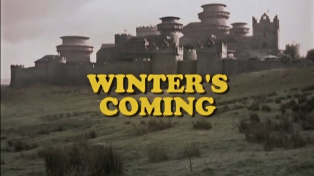 What If Game Of Thrones Was A Classic Sitcom?