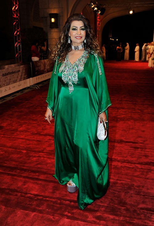 Dubai's Red-Carpet Fashion Will Leave You Speechless