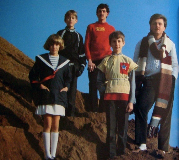 You Can't Handle The Hottest Doctor Who Fashions of 1984
