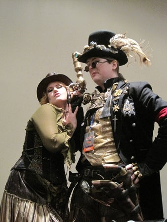 Steampunk on a budget: Costumers reveal their greatest secrets!