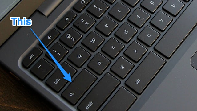 Make Your Caps Lock Key into a Cr-48-Style Search Key