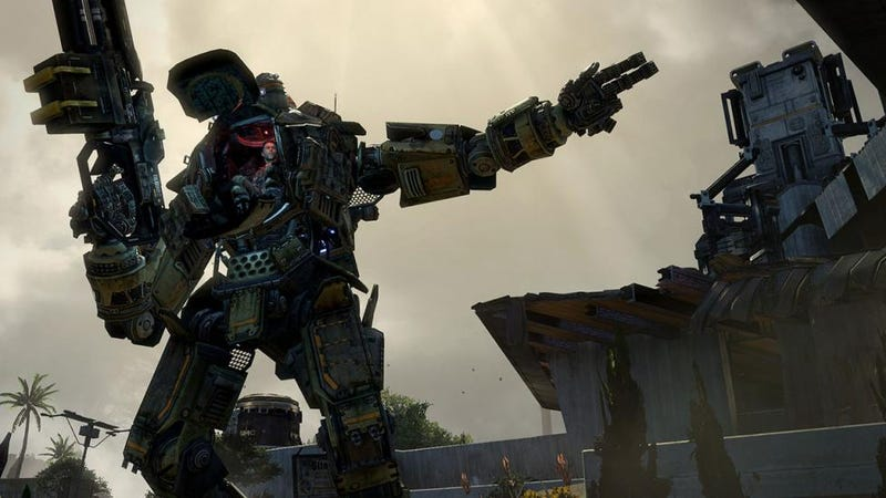Watch Us Play Titanfall Live, Right Here [Update: It's over!)