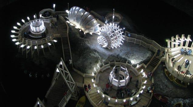 Haz turismo bajo tierra en algunas de las minas mas hermosas del mundo 812612866370618697
