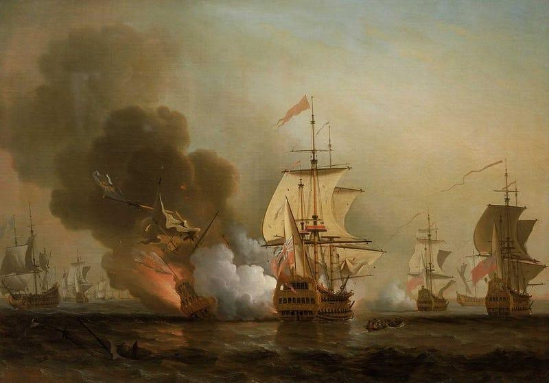 Imágenes del hallazgo del Galeón San José, un barco perdido por 300 años con millones en oro
