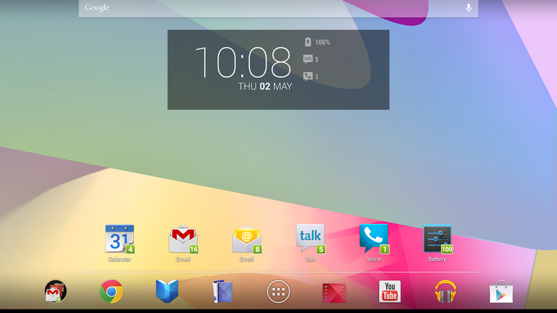 Apex Launcher Gets a New Interface, Badges, and DashClock Support