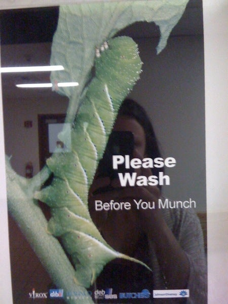 Please Wash Before You Munch: The Week In Unintentional Dong Submissions