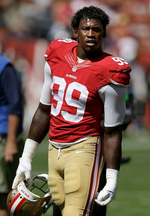 Aldon Smith Granted Indefinite Leave To Go To Rehab [Updated]
