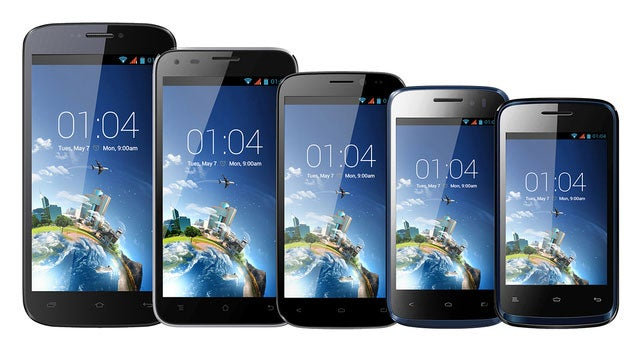 Kazam Smartphones: Stock Android, Free Broken Screen Repairs