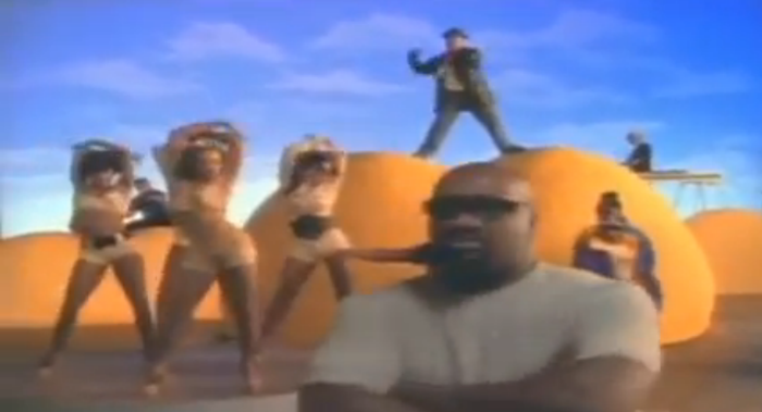 Flo Rida and Pitbull Are Stranded on an Island of Misfit Butts