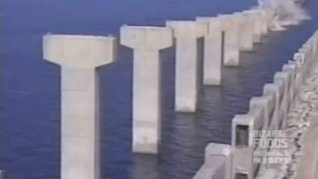 The Ten Best Bridge Demolition GIFs