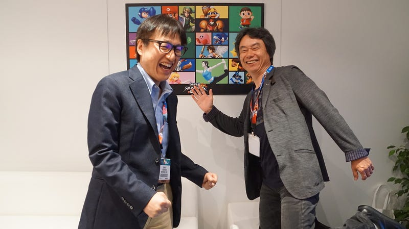 Shigeru Miyamoto, We Have An Answer To Your Question