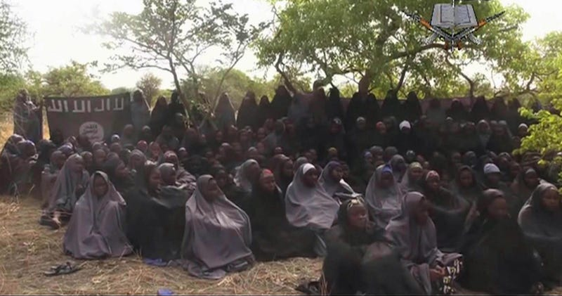 First Schoolgirl Rescued From Infamous 2014 Boko Haram Kidnapping