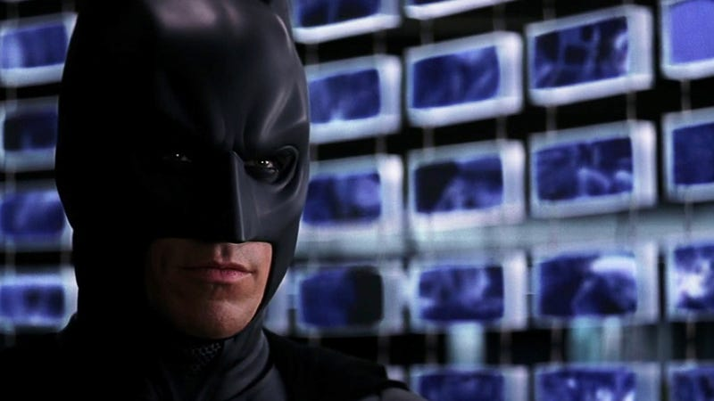 Jonathan Nolan tells us why Person of Interest embraces the surveillance technology Batman rejected