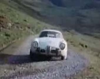 56 Teams Battle For The 1958 Alpine Cup: Coupe Des Alpes!
