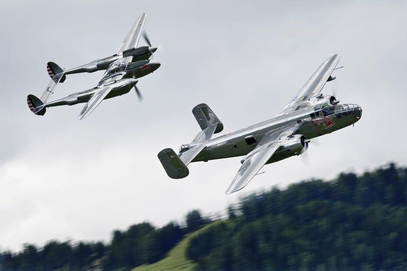 Beware the Red Bull Air Force