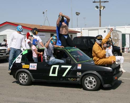 1989 Volkswagen Golf, 24 Hours Of LeMons Veteran