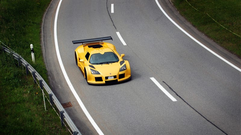 Gumpert Goes Bust With Bankruptcy