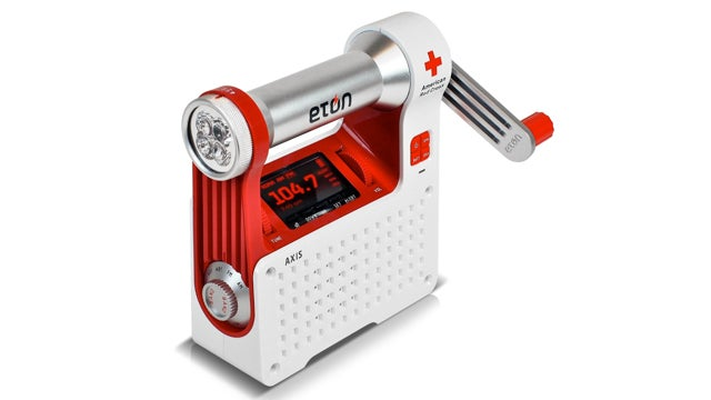 Deals: AutoZone 35th Anniversary Sale, Emergency Radio, Home Security
