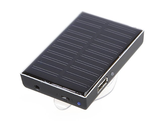 Brando's Jaw-Tastic Solar Charger Will Power All Your Gizmos
