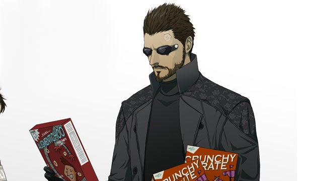 Deus Ex's Adam Jensen Faces the Toughest Choice of All