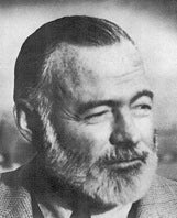 Hemingway Continues to Diss From Beyond the Grave