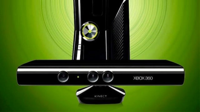 Wave Hello: Microsoft's Requiring Kinect Functionality for All Future Apps Built for Xbox 360