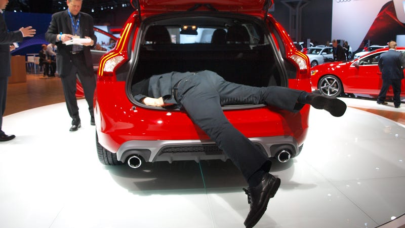 WHY IT LOOKS GOOD: The Volvo V60