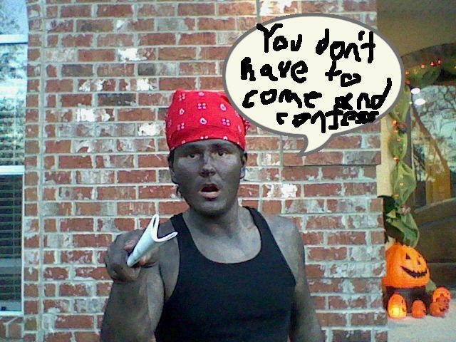 Don't Post Your Racist Antoine Dodson Costumes to His Facebook Page