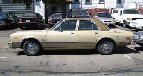 1977 Plymouth Volaré