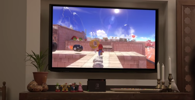 New 3D Mario Game Coming To Nintendo Switch