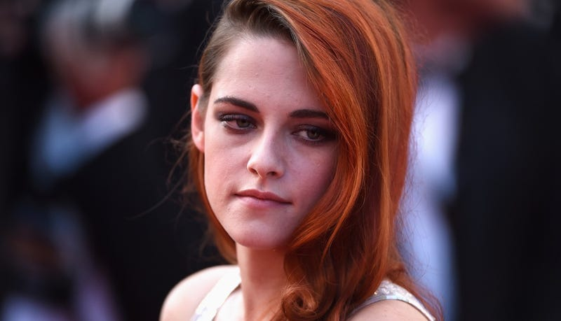 Kristen Stewart Explains Why Kristen Stewart Doesn't Smile