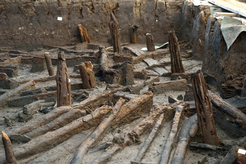 "Sunken Bronze Age Settlement Is the ""Pompeii"" of Britain"