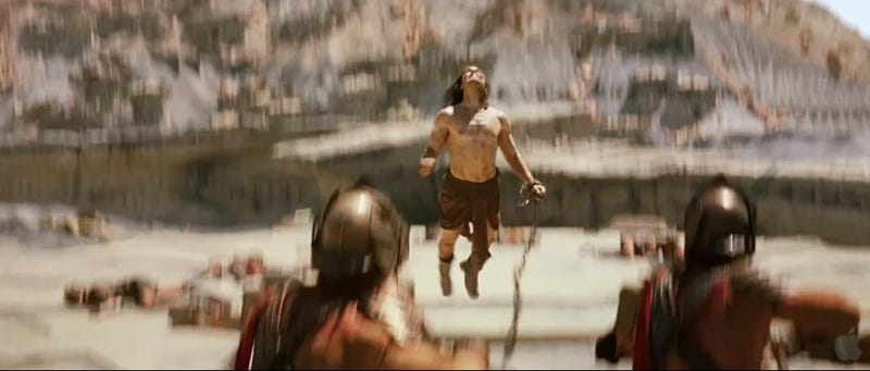 50 glorious screencaps from John Carter offer your first real look at the Tharks!
