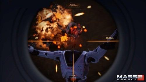 Mass Effect 2 Sets Its Sights on the Modern Warfare Crowd