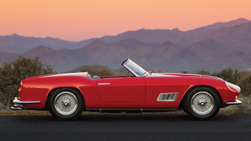 Scottsdale Auction Sells $249 Million In Classic Cars