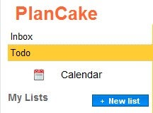 PlanCake is an Open-Source and GTD-Friendly Task Management Tool