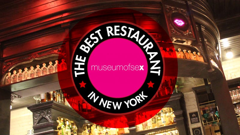 The Best Restaurant in New York Is Play at the Museum of Sex