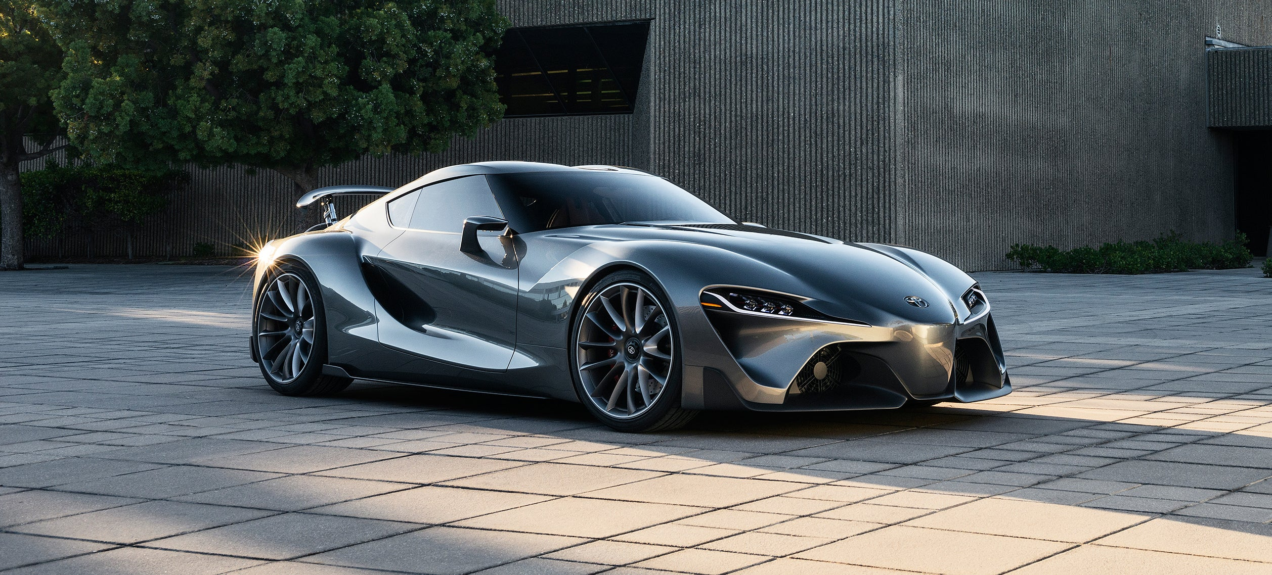 The Toyota Ft 1 S New Look Will Make You Want A New Supra