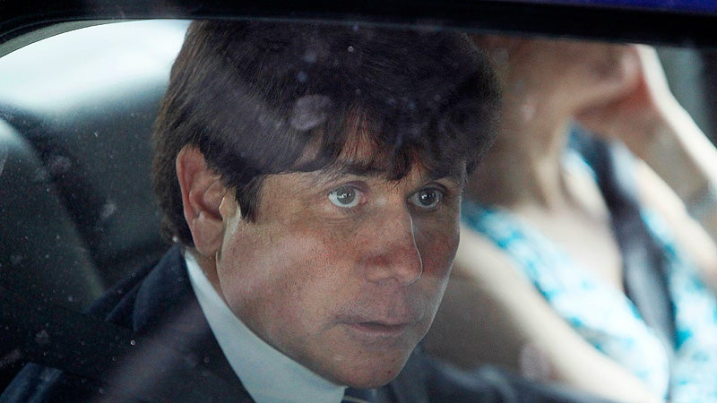 Rod Blagojevich Convicted