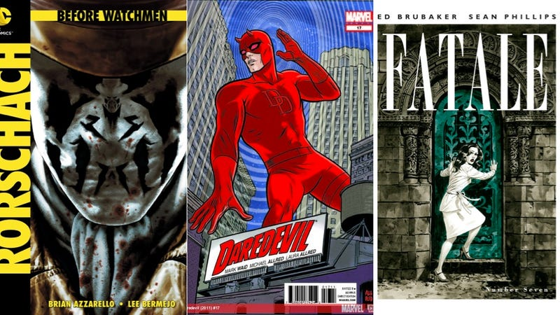 Five Comics That Won't Save Your Soul This Week
