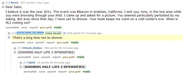 Everything Interesting Gabe Newell Said In His Reddit AMA