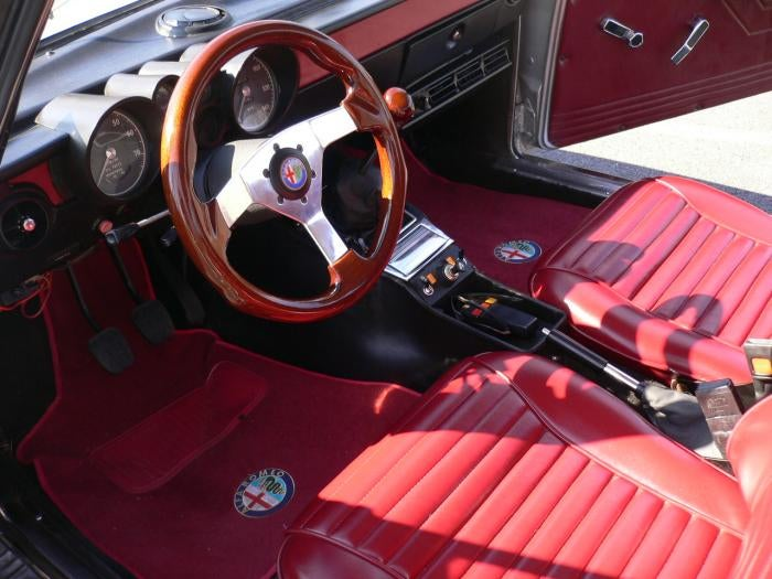 For $19,500, become the Alfa male — even if you're a girl