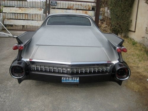 Custom '59 Cadillacamino Costs $27,000, Won't Fit in a Single Picture