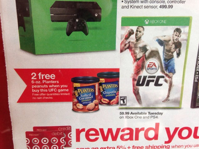 How To Sell A Fighting Game - Step One: Offer Peanuts.